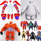 DISNEY BIG HERO 6 BAYMAX ROBOT/HIRO GIRLS/BOYS/FOAM/PLUSH/DOLL/KIDS/TOY/FIGURE