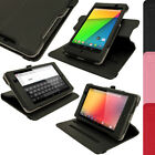 PU Leather Stand Flip Case Cover Holder for Google Nexus 7 FHD 2nd II Gen 2013