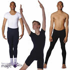 *Boys Mens Gymnastic Wear Dance Gym Stage Jazz Ballet Trampolining Roch Valley*