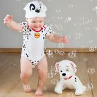 New Baby Toddler Disney Dalmation Dalmatian Puppy Dog Fancy Dress Costume Outfit