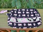 VERA BRADLEY Small Cosmetic Bag NEW Variety of Patterns FREE SHIPPING