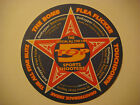 Beer Drink Coaster  The Official All Star Cafe DeKuyper Top Sports Shooters