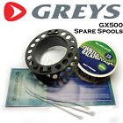 Spare CASSETTE SPOOL + BACKING + LOOPS for the Greys GX500 Cassette Fly Reel