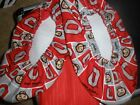 OHIO STATE BOWLING SHOE COVERS/W/ MICRO TOWEL