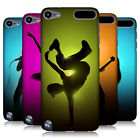 HEAD CASE SILHOUETTE PERFORMERS BACK CASE FOR APPLE iPOD TOUCH 5G 5TH GEN