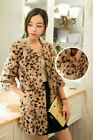 0533 Genuine Winter Women Real New Rabbit Fur Coat Jacket Trench Outwear Parka