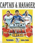 Match Attax 2014/2015 EXTRA - Captains / Managers cards 14/15