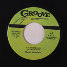 FRANKIE BRUNSON & GROUP: Charmaine / I Believe In You 45 (#ol) Vocal Groups