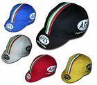 APIS ITALIAN STRIPE MADE IN ITALY RETRO VINTAGE BIKE CYCLING CAP