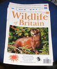 WILDLIFE OF BRITAIN MAGAZINE VARIOUS ISSUES 61 - 120