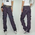 Women/Lady Cargo Trousers Combat Military Pants Casual Pocket Outdoor Hiking New