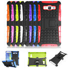 Heavy Duty Shockproof Dustproof Armor Stand Hard Case Cover Housing for Samsung