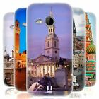 HEAD CASE FAMOUS CITY SQUARES SILICONE GEL CASE FOR HTC ONE MINI 2