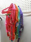RON MAR Custom Made Double Ply Nylon Bridle Headstall Reins Tack CHOICE of Color