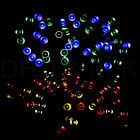 100 LED Solar Power Fairy Light String Lamp Party Christmas Xmas Decor Outdoor <br/> USA Seller✔Fast Free Shipping✔High Quality✔ Best Price✔