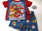 New Paw Patrol pajamas Toddler Boys 3t 4t 5t 2 piece Nick Jr Paw Rescue Team