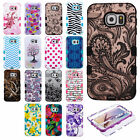 For Samsung Galaxy S6 IMPACT TUFF HYBRID Case Skin Phone Covers +Screen Guard