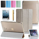Slim For New Apple iPad Air 2 Smart Leather Case Stand Folding Folio Cover
