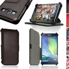 PU Leather Flip Case for Samsung Galaxy A5 SM-A500F Stand Book Folio Cover