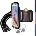 Running Jogging Sports Armband for Samsung Galaxy S6 SM-G920 Fitness Gym Case