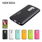 NEKEDA Saffiano Ultra Thin Case Cover For Samsung S NOTE LG G iPhone 3 4 5 6