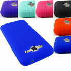 FOR SAMSUNG GALAXY PHONES SOFT SILICONE COVER RUBBER GEL SKIN CASE+STYLUS