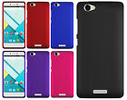 For BLU Studio Energy D810L HARD Rubberized Protector Case Phone Cover Accessory