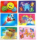Mini Jigsaw Puzzles Pirate Monster Football Princess Party bag Loot Filler