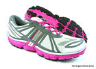 Brooks Pure Cadence 2 running shoes for women - White / Neon Magenta / Pavement