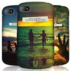 HEAD CASE DESIGNS LOVE AND SUNSETS HARD BACK CASE FOR BLACKBERRY Q10