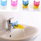 Kid Toddler Children Water Tap Faucet Extender Washing Hands Bathroom Sink Gift
