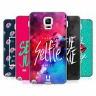 HEAD CASE SELFIE CRAZE GEL CASE FÜR SAMSUNG GALAXY NOTE 4
