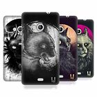 HEAD CASE DESIGNS CATS OF GOTH HARD BACK CASE FOR MICROSOFT LUMIA 535