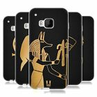 HEAD CASE ICONS OF ANCIENT EGYPT SILICONE GEL CASE FOR HTC ONE M9