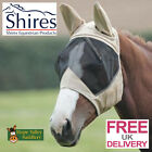 Shires Fly Mask with Ears (6653H) (All Sizes) **FREE UK DELIVERY**