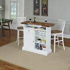 Home Styles Americana Bar and Two Stools