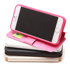 Flip Litchi Pattern Stand-in Wallet  PU Leather Cover Case For iphone 6S 4.7''