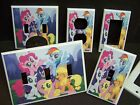 CUTE LITTLE PONY # 3 PINK BLUE YELLOW PURPLE  LIGHT SWITCH OR OUTLET COVER