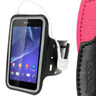 Running Jogging Sports Armband for Sony Xperia M4 Aqua Fitness Gym Case Cover