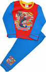 SP74 Boys Spider-Man Spider Power Snuggle Fit Pyjamas Sizes 18mths to 5 Years