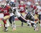 Charles Tillman Chicago Bears 2014 NFL Action Photo (Select Size)