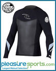 Rip Curl Dawn Patrol Men's Long Sleeve Neoprene Jacket - Black