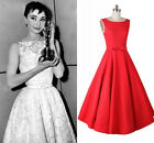 New Vintage 1950's 60's Rockabilly Swing Evening Cocktail Formal Party Dress