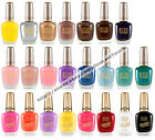 *MILANI Long Wearing NAIL POLISH/LACQUER Chip-Resistant Color NEW! *YOU CHOOSE