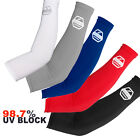 [DRSKIN] Arm Warmers Men and Women's Cycling, Golf UV Sun Protection- 1 Pair