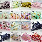 9mm/16mm/25mm Mixed Cartoon Grosgrain Ribbon Craft Hair Bow Sewing 5 Meters