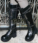 KERA Sweet 300346 DOLLY Lolita BOOTS GOTH Shoes 5.5-11, 34-44