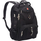 SwissGear Move Gear ScanSmart Backpack 1900 4 Colors Laptop Backpack NEW
