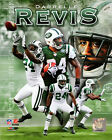 Darrelle Revis New York Jets NFL Licensed Fine Art Prints (Select Photo & Size)