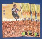 GRIMSBY TOWN HOME PROGRAMMES 2003-2004